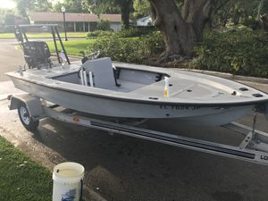 1997 silver king flats boat STOLEN!!!! REWARD!!! REWARD!!! for Sale in Orlando, FL