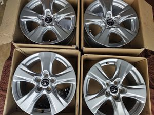 """17"""" RAV4 RIMS fits Camry Tacoma 2004 /up brand NEW......... BRAND NEW........ for Sale in Torrance, CA"""