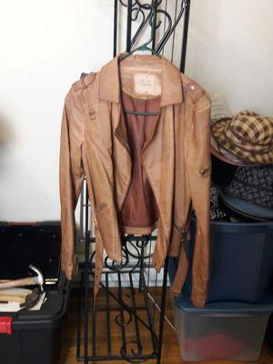 Leather jacket fancy for Sale in Boston, MA