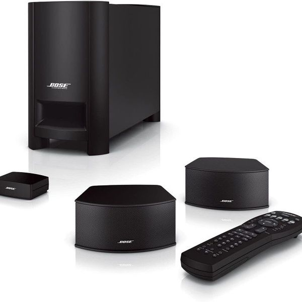 BOSE CineMate GS Series II Digital Home Theater System
