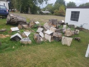 you need or want firewood come and look for it you the gift for Sale in Cleveland, OH