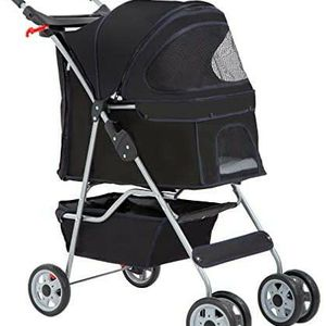 Folding Pet Stroller For Cat Dog for Sale in Anaheim, CA