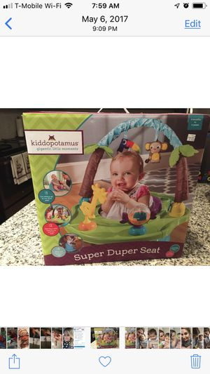 Countertop baby chair for Sale in Alexandria, VA