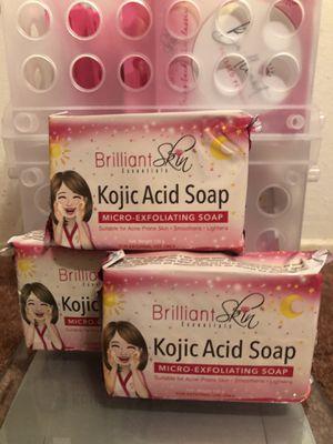 Brilliant Gluta- Arbutin Soap for Sale in Santa Maria, CA