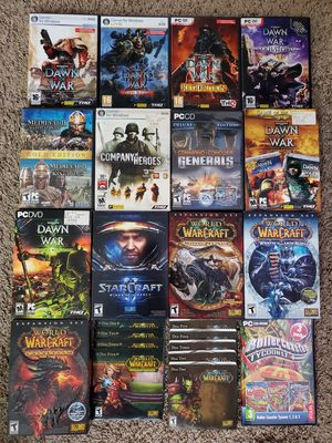 Collection of PC games for Sale in Phoenix, AZ
