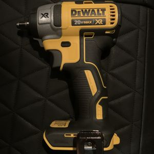 DEWALT 20-Volt MAX Lithium-Ion 3/8 in. Cordless Compact Impact Wrench (Tool-Only) for Sale in Happy Valley, OR