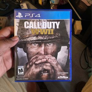 Call Of Duty WW2 for Sale in Bartow, FL