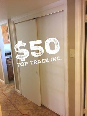 Sliding Closet Doors with Frame for Sale in Avondale, AZ