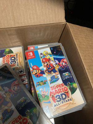 Super Mario 3D All-Stars - BRAND NEW! for Sale in Miami, FL