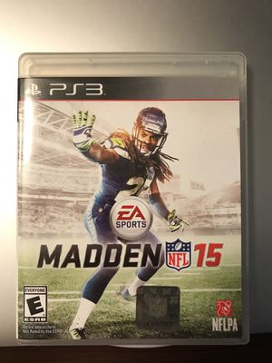 Madden NFL 15 [PS3] for Sale in Tempe, AZ