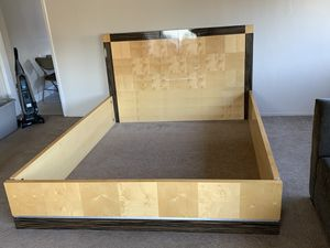 California king sized bed frame for Sale in Oakland, CA