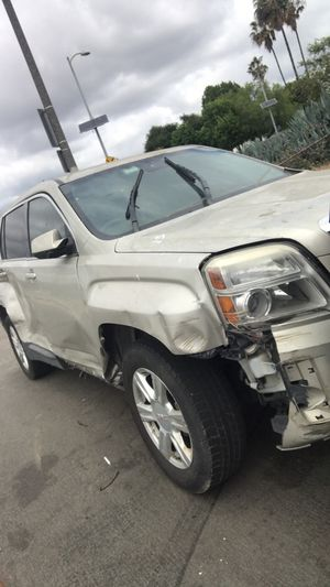 GMC 2014 lost key and transmission broken for Sale in Los Angeles, CA