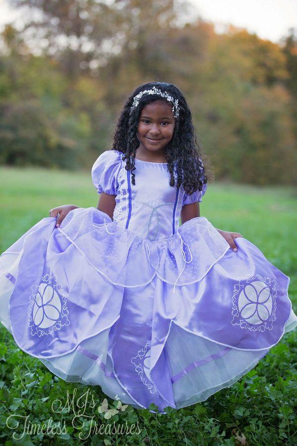 Princess Dress for Disney on Ice