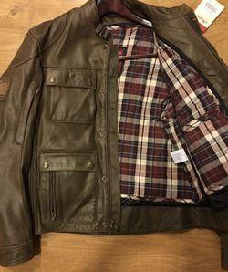 Indian Benjamin Med Motorcycle Jacket for Sale in Irvine,  CA