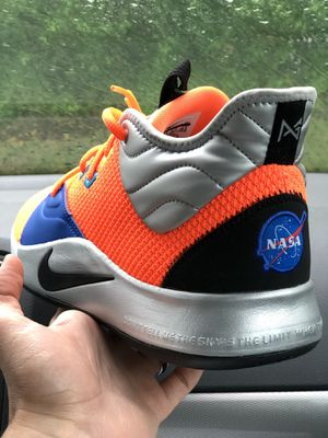 Nike PG3 x NASA size 10 and 11 Paul George for Sale in Alexandria, VA