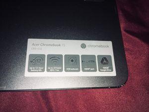 Acer Chromebook 15 for Sale in Vista, CA
