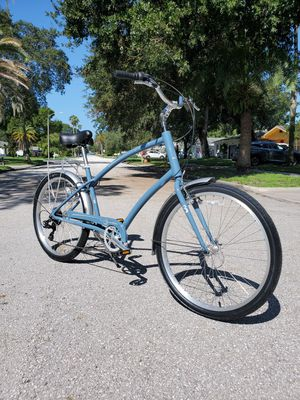 2019 Manhattan Smoothie Deluxe 7 Speed Like Electra Townie for Sale in Clearwater, FL