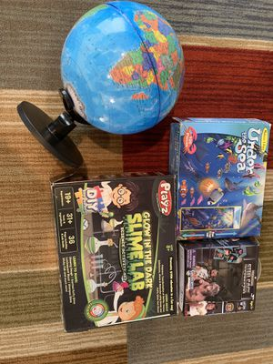 Globe 🌎 games puzzle 🧩 lot for Sale in Las Vegas, NV