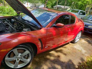 2004 Mazda Rx8 Automatic for Sale in Fredericksburg, VA