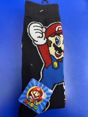 Super Mario Socks 🧦 for Sale in Whittier, CA
