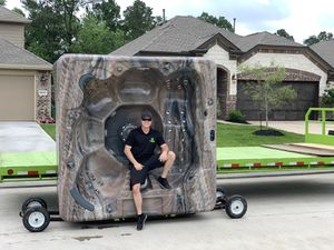 Professional Hot Tub Moving for Sale in Houston, TX