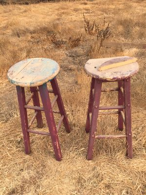 2 stools for Sale in Visalia, CA