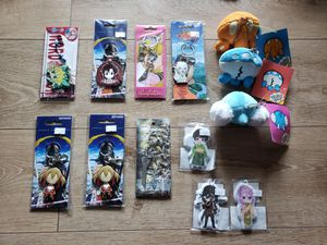 ANIME KEYCHAINS SELL ASAP for Sale in Oceanside, CA