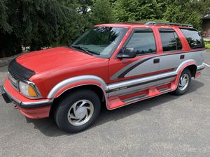 1995 Chevy blazer 4x4 for Sale in Puyallup, WA