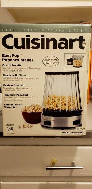 Cuisinart Popcorn Maker for Sale in Mount Vernon, NY