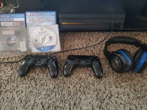 Ps4 pro for Sale in Fort Worth, TX