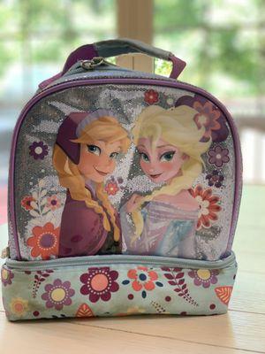 Anna & Elsa lunchbox for Sale in Ashburn, VA
