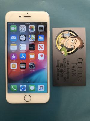 iPhone 6 64GB Unlocked for Sale in Port St. Lucie, FL