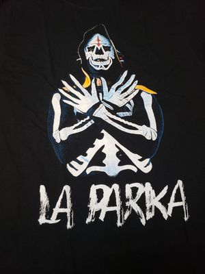 La parka luchador t shirt for Sale in Aurora, IL
