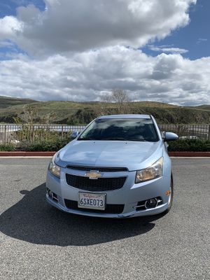 2011 Chevy Cruze RS LT Low Mileage One Owner for Sale in Corona, CA