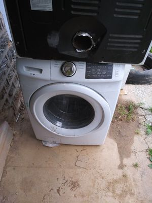 Washer and dryer for sale they are in good coodition for Sale in Philadelphia, PA