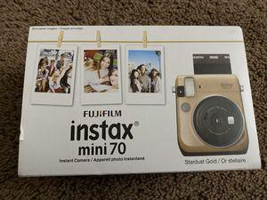 instax mini 70 for Sale in Modesto, CA