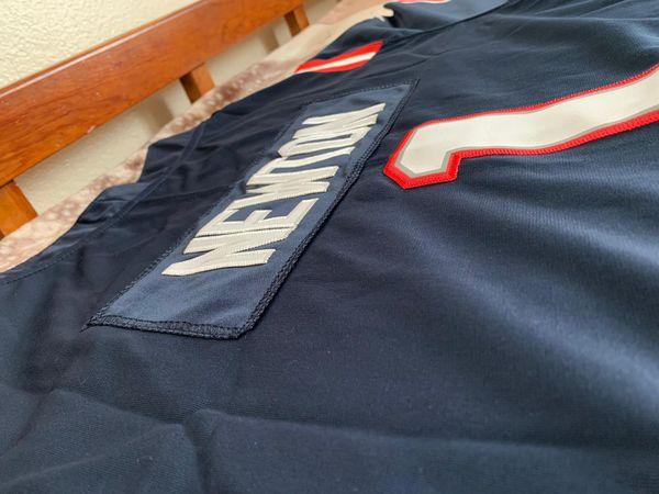 Cam Newton NFL Patriots Jersey