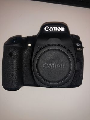 Canon 80D Body Only! for Sale in Tampa, FL