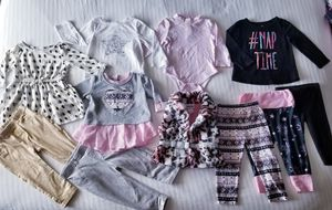Baby girl clothes lot for Sale in Las Vegas, NV