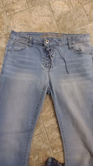 Lace up Front Jeans for Sale in Mesa, AZ