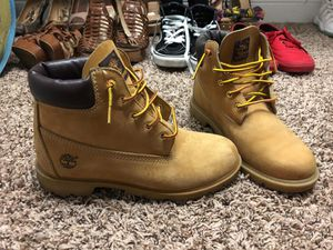 Timberlands size 5.5 for Sale in Tampa, FL