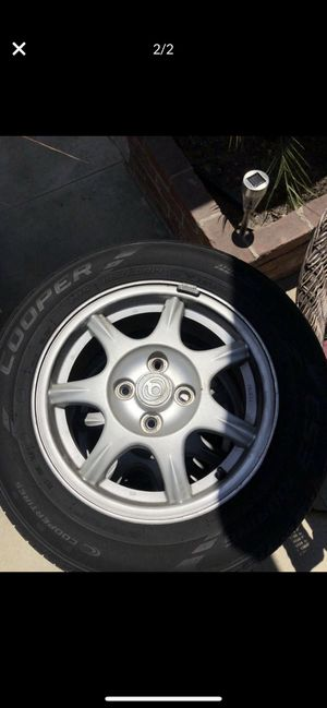 NA oem miata wheels rims for Sale in Fullerton, CA