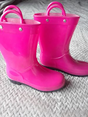 Girl's Rain Boots for Sale in Stockton, CA