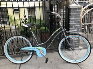 Beach Cruiser Bicycle for Sale in Brooklyn, NY