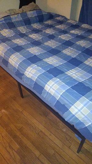 Queen Matress Bed Frame(Steel) for Sale in Philadelphia, PA