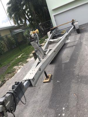 """""""Float On"""" Boat Trailer for Sale in Dania Beach, FL"""