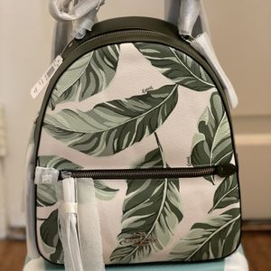 Coach jordyn backpack with banana leaves for Sale in Los Angeles, CA