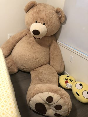 Costco 93 inch Teddy Bear for Sale in Seattle, WA