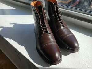Meermin Dark Brown Boots size 7UK/8US for Sale in New York, NY