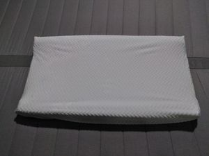 Boppy Chevron Pack N Play Playard Changing Table Pad Cover White Waterproof for Sale in Charlotte, NC